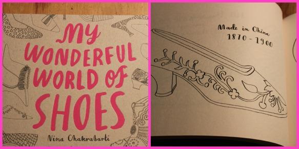 shoebook Collage